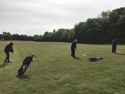 Golf group lesson in Welwyn, Stevenage, Hatfield and Hertfordshire