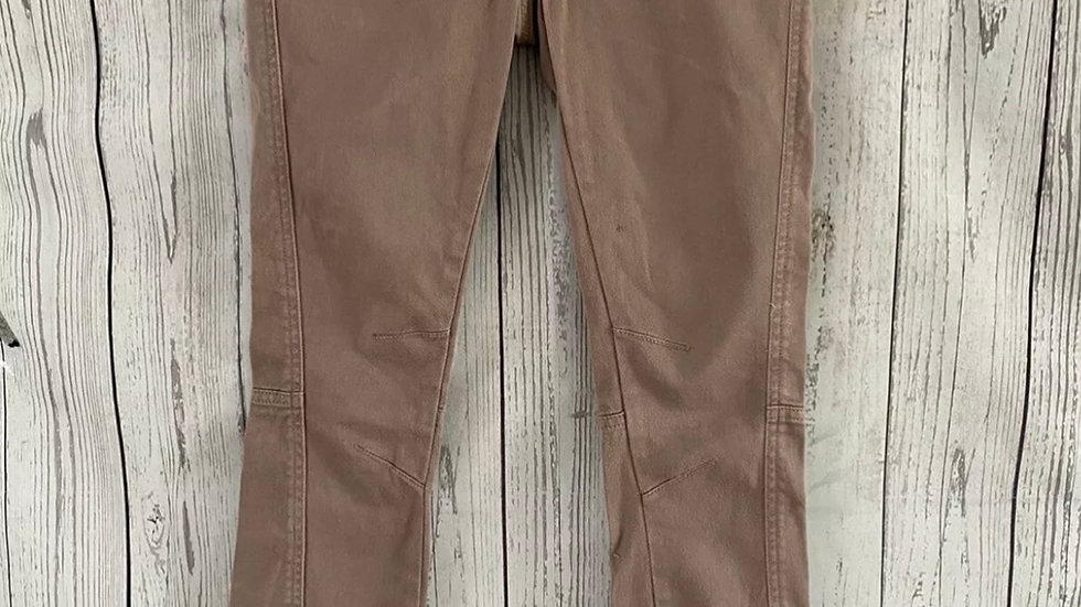 Girls Next Brown Denim Jeans Age 12 Years Excellent Condition