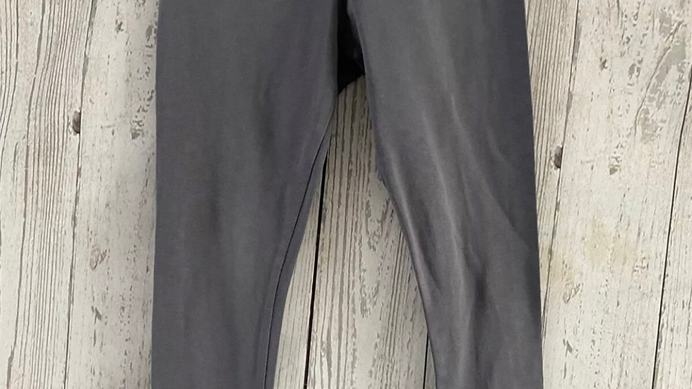 Girls Next Grey Leggings Age 6 Years Immaculate Condition