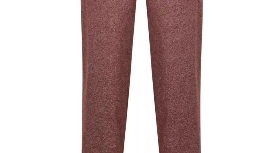 Mens Tokyo Laundry Lounge Pants Pyjama Bottoms Fleck Maroon Size Medium New Tags