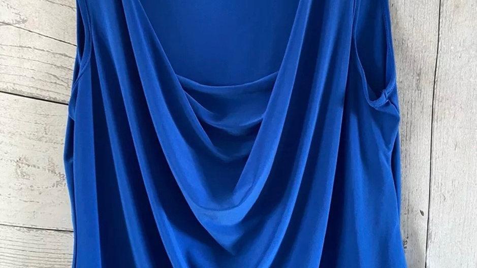 Womens / Ladies Roman Orignals Blue Vest Top - Size 22 - Immaculate Condition