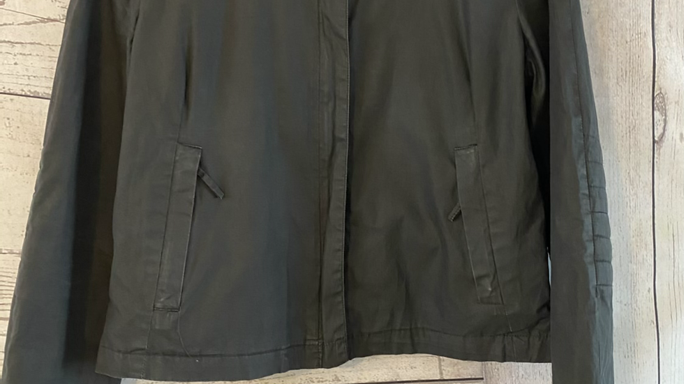 Womens / Ladies French Connection Black Jacket Size Large - Excellent Condition