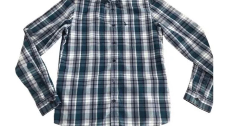 Mens Jack Wills Blue Check Short Size XS - Excellent Condition
