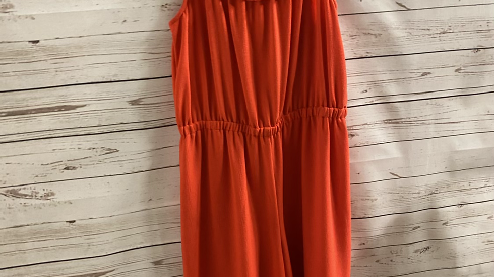 Girls Next Coral Jumpsuit Age 15 Years Immaculate Condition