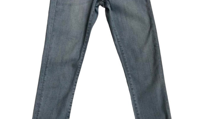 """Womens / Ladies Jack Wills Light Blue Skinny Jeans Size 26"""" Waist Good Condition"""