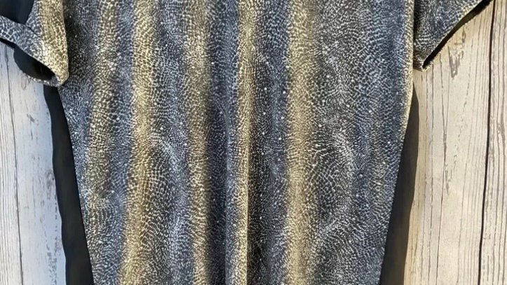 Womens / Ladies Next Grey Blouse Top Size 8 Immaculate Condition