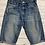 Thumbnail: Men's Levi's 507 denim distressed denim shorts size 33' waist excellent condtion