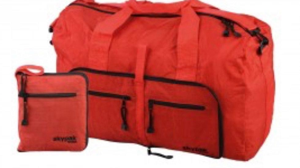 Skypak London folding travel bag new with tags