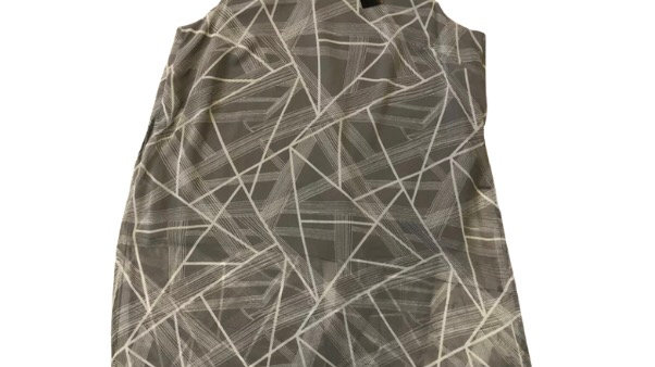 Womens / Ladies Simply Be Grey Long Kaftan Blouse Size 20 New With Tags
