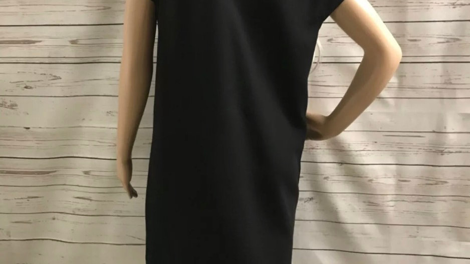Women's / ladies black marks and Spencer's dress size 12 excellent condition