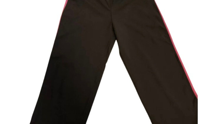 Womens / Ladies Nike Brown Cropped Leggings Size 8-10 Good Condition