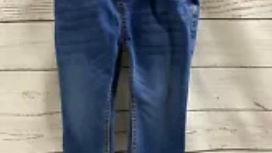 Boys TU Blue Denim Jeans Age 9-12 Months Excellent Condition