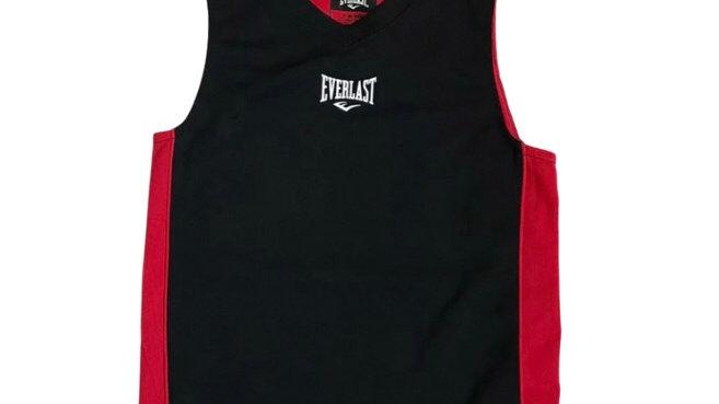 Boys / kids everlast black vest top size 7-8 years excellent condition