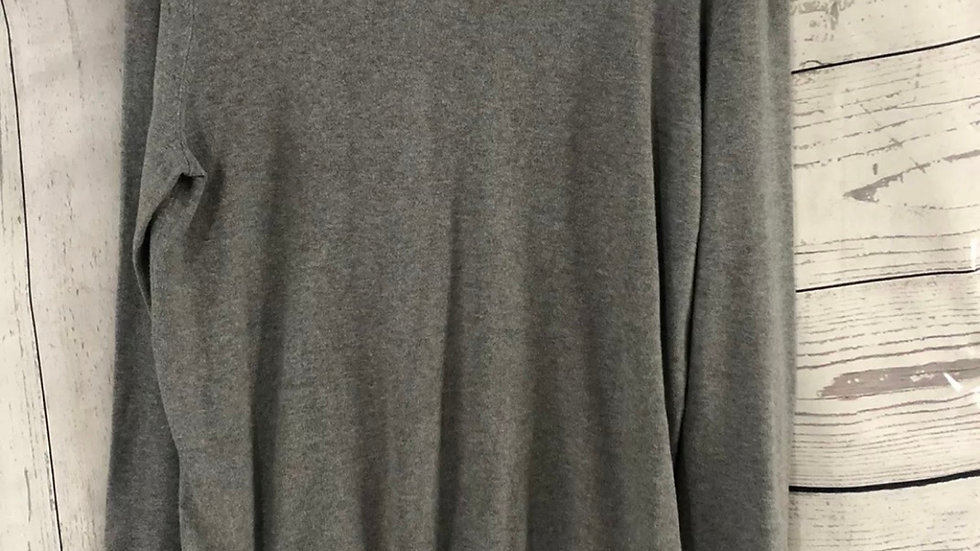 Mens Gap Grey Knitted Jumper Size Small - Immaculate Condition
