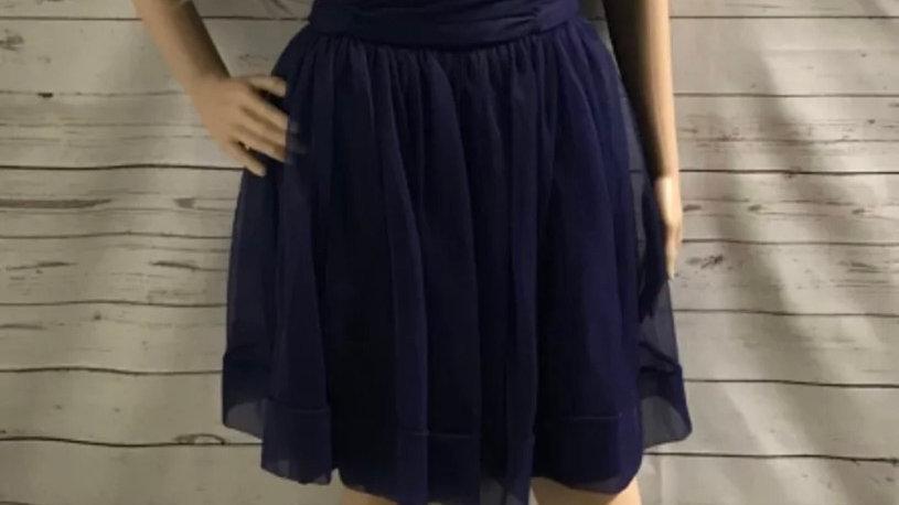 Women's / ladies Divided purple dress size 14 excellent condition