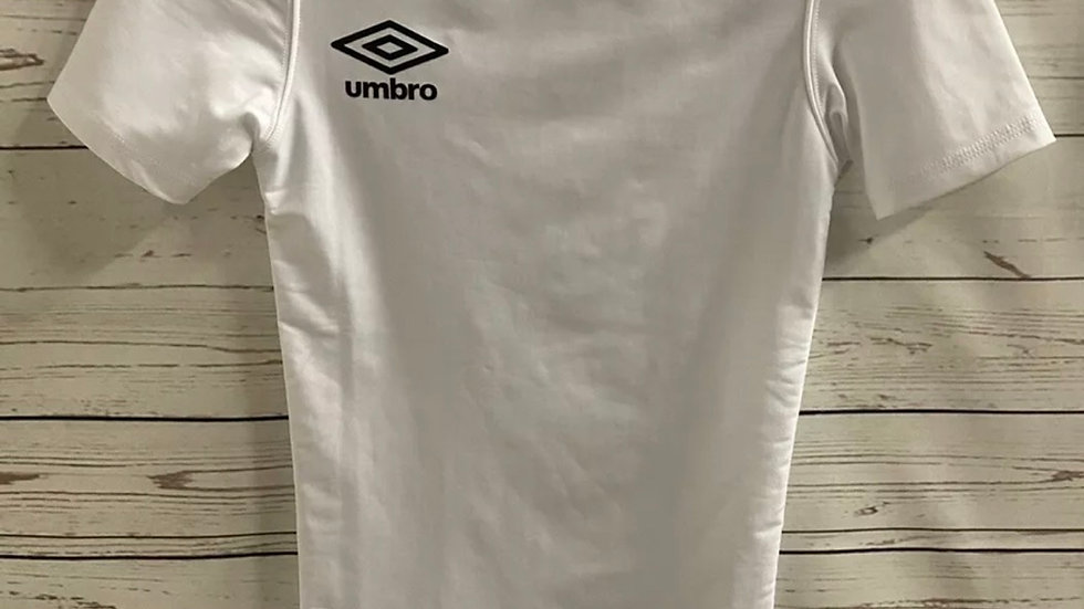 Mens Umbro Short Sleeve Stretch base Top Size Small New With Tags