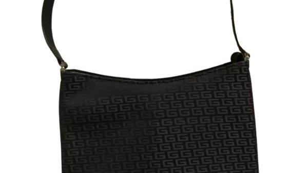 Women's / ladies black shoulder / handbag used immaculate condition