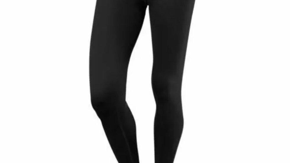 TCA Women's Running Gym Leggings Workout Yoga Waist Bottoms Zip Pocket X Small