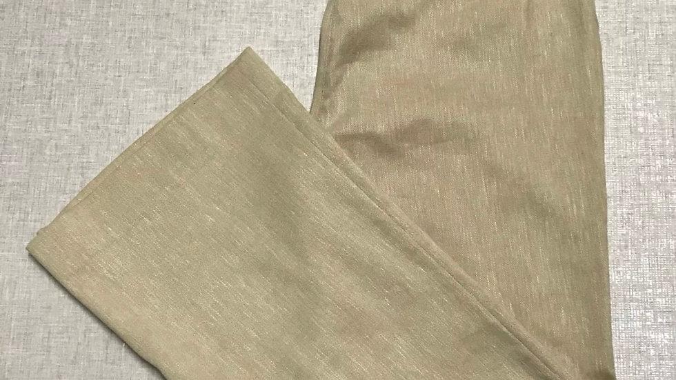 Women's / ladies beige Autograph M&S trousers size 16 good condition
