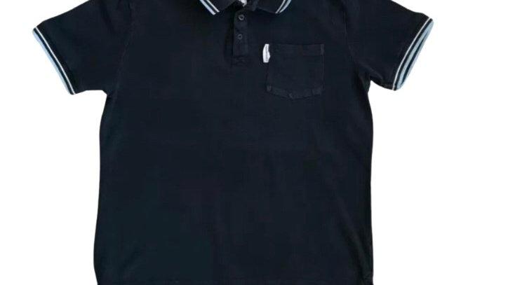 Men's navy Lambretta polo t.shirt size XL Excellent Condition