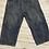 "Thumbnail: Mens Blue Denim Long Shorts Size 32"" Regular Immaculate Condition"