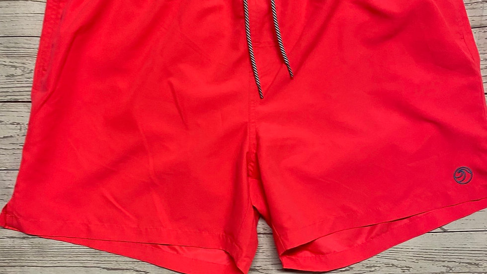 Mens TU Florescent Pink Swimming Shorts Size XL New With No Tags