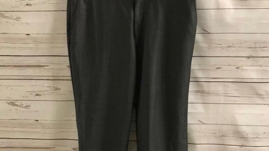 Men's Next Grey suit trousers size 34S / 86cm excellent condition