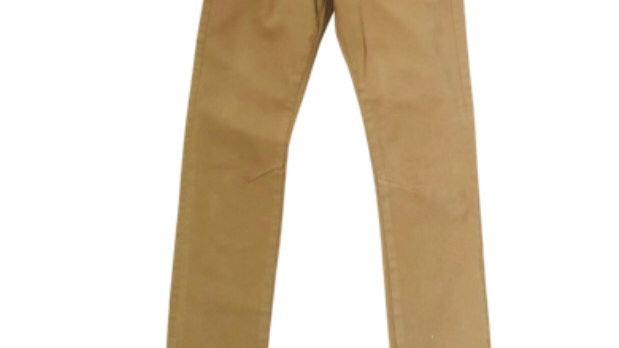 Boys Next Brown Tan Chino Jeans Age 11 Years Excellent Condition