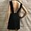 Thumbnail: Women's / ladies miss selfridges black dress size 12 excellent condition