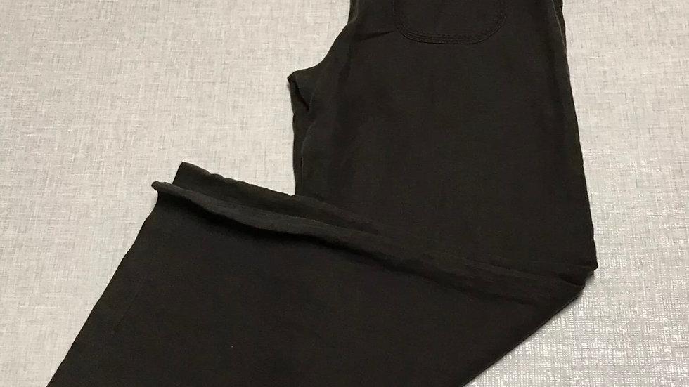 Womens / Ladies Next Brown Linen Trousers Size 12 Regular Excellent Condition