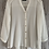 Thumbnail: Womens / Ladies Wallis White Blouse Top Size Medium - Excellent Condition
