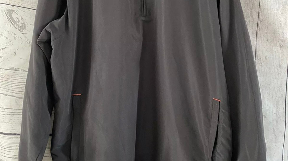 Mens dunlop Golf 1/4 Zip Pull Over Top Size Large - Immaculate Condition