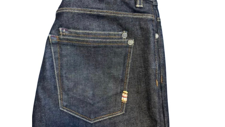 Boys Paul Smith Blue Denim Jeans Age 12 Years Good Condition