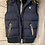 Thumbnail: Womens / Ladies Soul Cal Navy Parka Bodywarmer Gilet Size 10 Excellent
