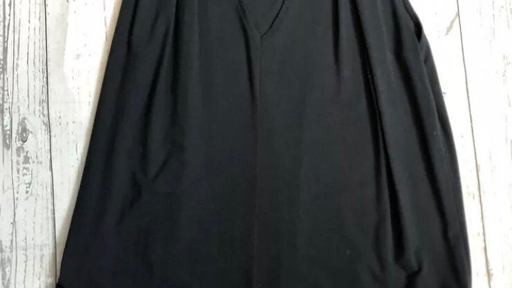 Womens / Ladies DKNY black Sleevless Top Size Small Immaculate