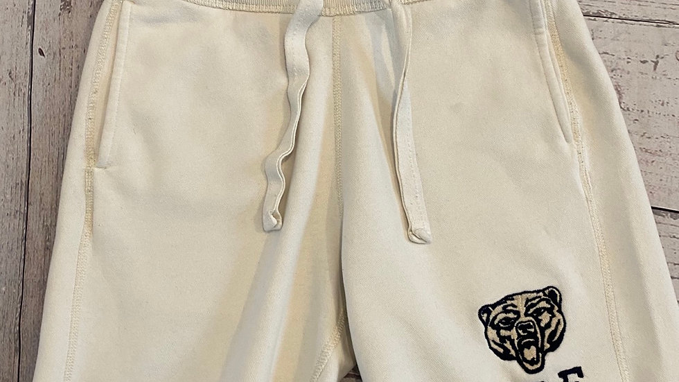 Mens Abercrombie & Fitche Cream Shorts Size Xs - Good Condition