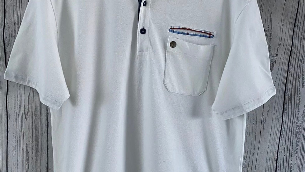 Mens Voi Jeans White Short Sleeve T-Shirt Size XXL - Excellent Condition