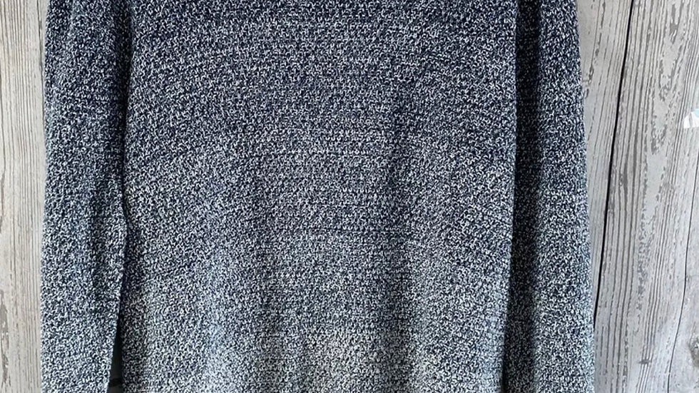Mens Next Blue Knitted Jumper Size Large - Immaculate