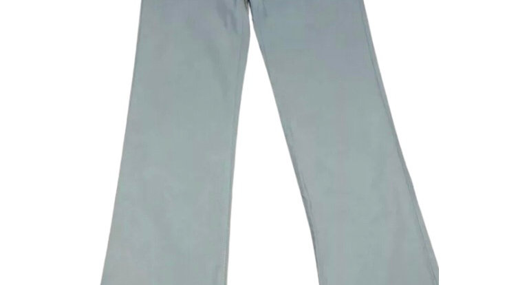 """Mens Jack Wills Turquoise Chino Trousers Size 32"""" Waist Regular Immaculate"""