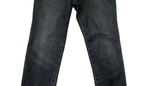 """Womens / Ladies DKNY denim Blue Jeans Size 28"""" Waist - Immaculate Condition"""