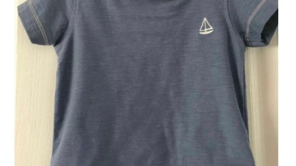 Boys Next Blue T-Shirt Age 3-6 Months Excellent Condition