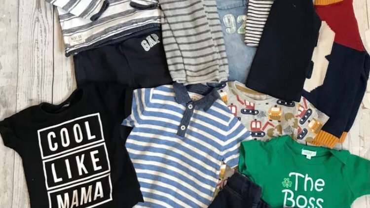Boys/ baby/ kids clothes bundle age 12 months to 2 years 17 items