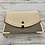 Thumbnail: Womens / Ladies New Look Grey Beige Clutch Bag Immaculate Condition