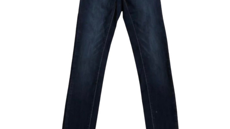 """Womens / Girls Slimming Skinny Levis Jeans 25"""" Waist X 32"""" Length - Immaculate"""