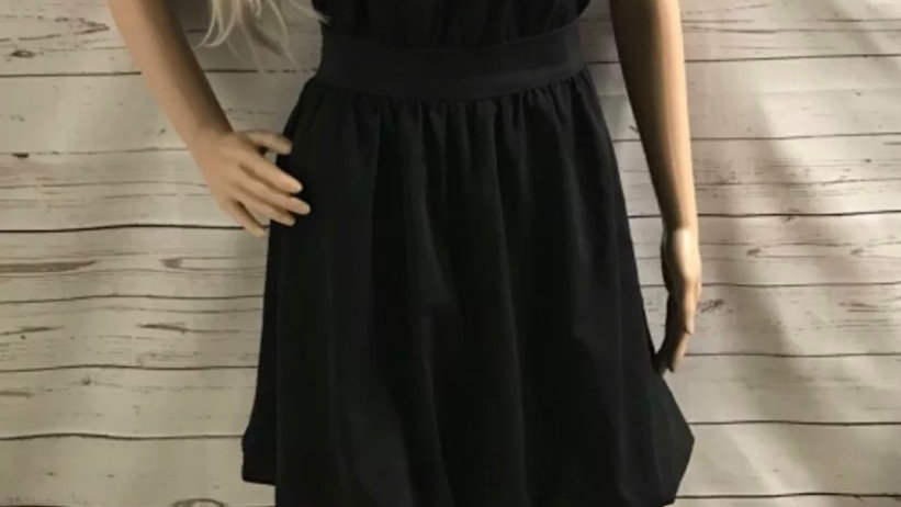 Womens / Ladies Boohoo Black Dress Size 12 Immaculate Condition