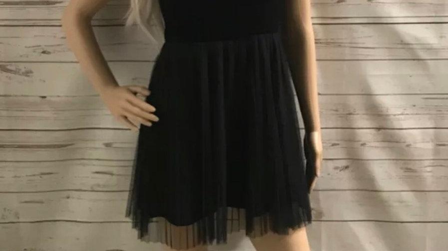 Women's / ladies black H&M dress size 10 excellent condition