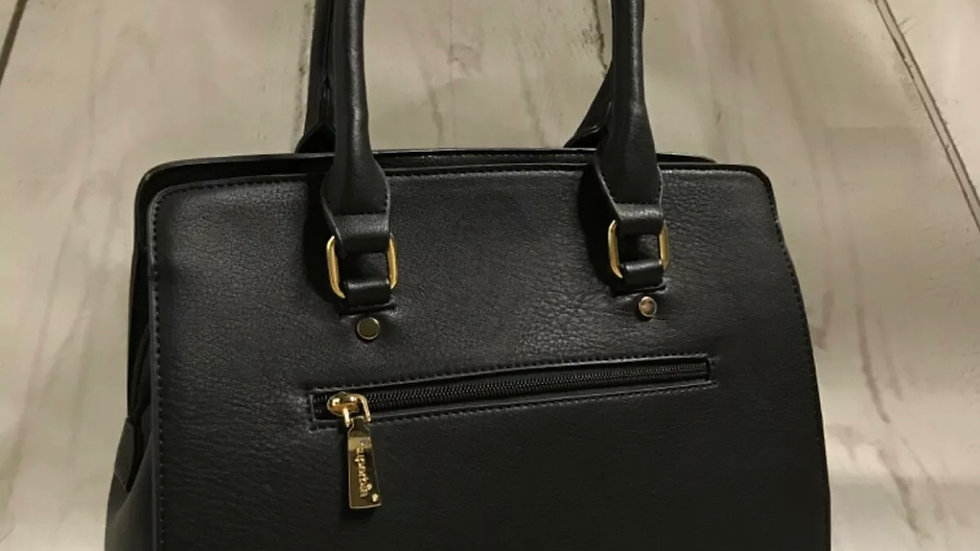 Women's / ladies black Superbia handbag excellent condition
