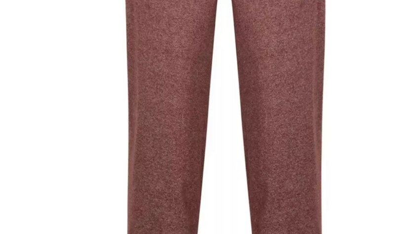 Mens Tokyo Laundry Lounge Pants Pyjama Bottoms Fleck Maroon Size Small  New Tags