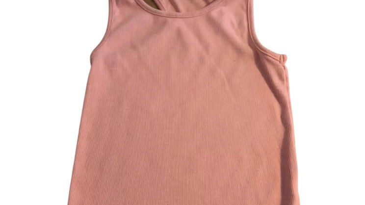 Girls Tu Peach Vest Top Age 8 Years Immaculate Condition