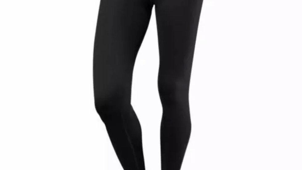 TCA Women's Running Gym Leggings  Yoga Waist Bottoms Zip Pocket Small Yellow
